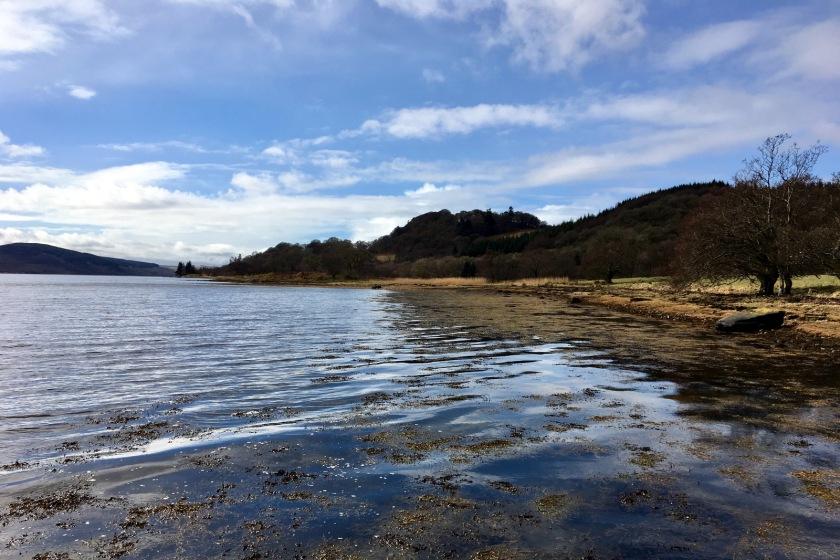 West Loch, Tarbert, Scotland