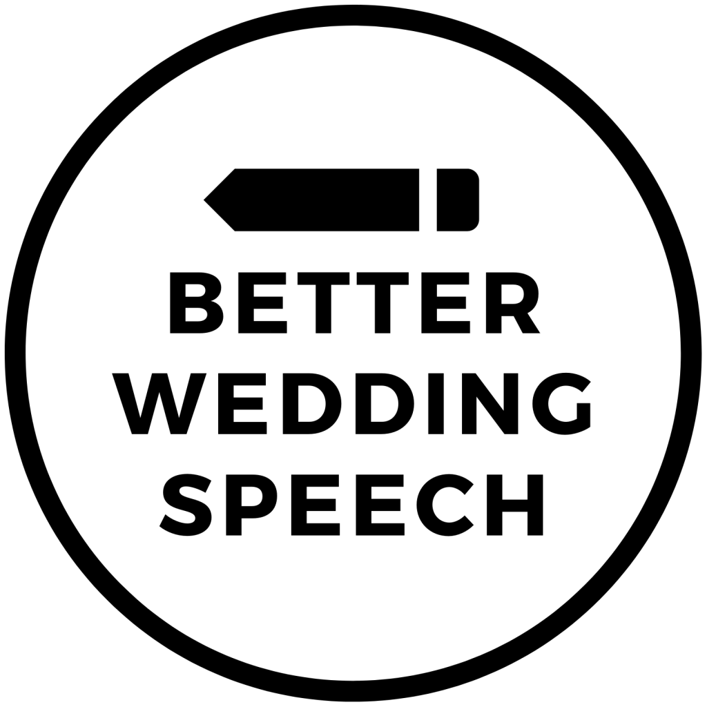 Better Wedding Speech logo